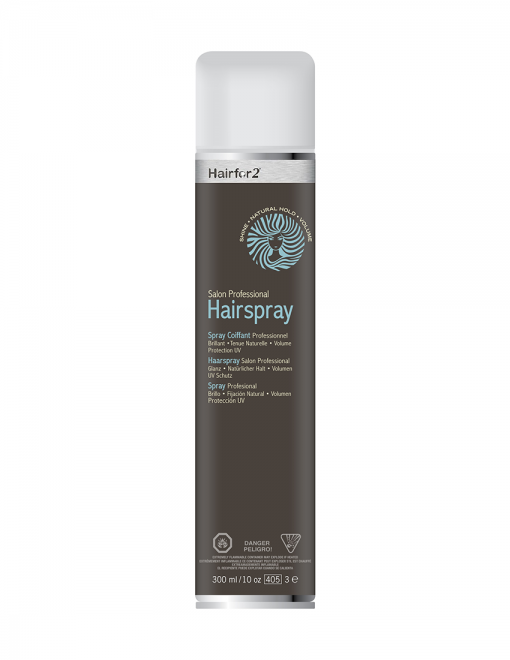 Hairfor2 Salon Professional Shine Hårspray