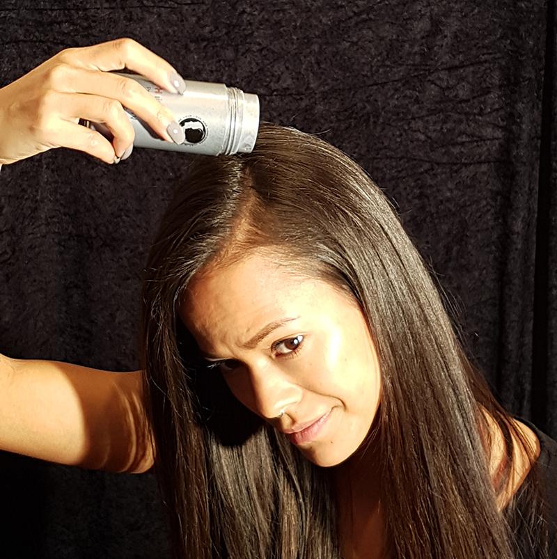håravfall och tunt hår